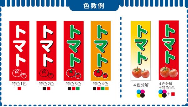 色数例イメージ